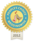 WeddingWise.co.nz People's Choice Award 2012