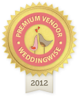 WeddingWise.co.nz Premium Vendor Award 2012
