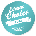 WeddingWise Awards - Editor's Choice 2013
