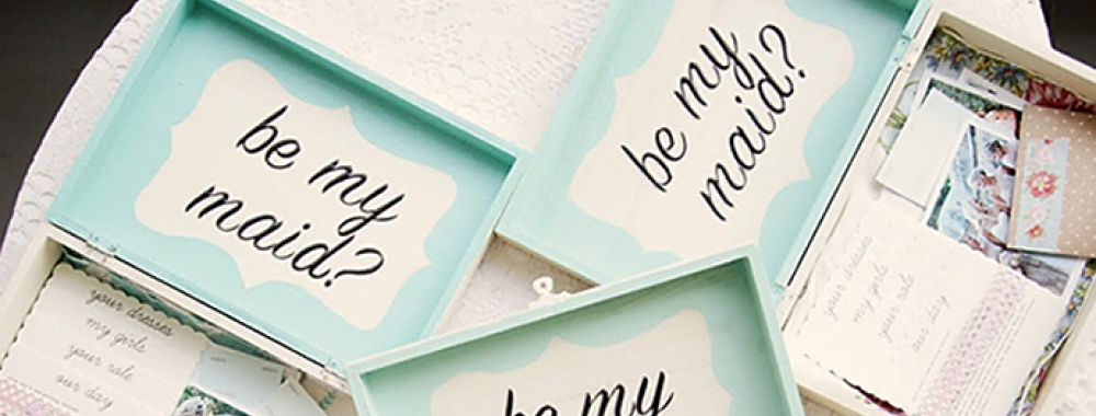 """Will You Be My Bridesmaid?"" Fun Ways to Ask Your ..."