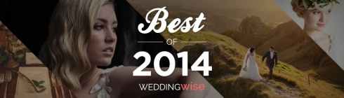 WeddingWise Awards - Best of 2014 - WeddingWise Articles