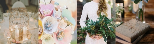 5 Alternative Centerpieces & Bouquets - WeddingWise Articles