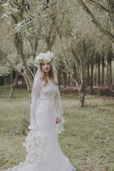 Woodlands bliss: 11555 - WeddingWise Lookbook - wedding photo inspiration