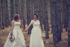 Kat & Sarah: 8951 - WeddingWise Lookbook - wedding photo inspiration