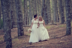 Kat & Sarah: 8956 - WeddingWise Lookbook - wedding photo inspiration