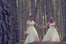 Kat & Sarah: 8964 - WeddingWise Lookbook - wedding photo inspiration