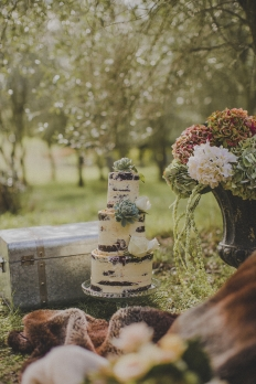 Woodlands bliss: 11560 - WeddingWise Lookbook - wedding photo inspiration