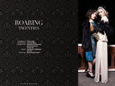 The Roaring 20's: 4305 - WeddingWise Lookbook - wedding photo inspiration