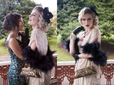 The Roaring 20's: 4302 - WeddingWise Lookbook - wedding photo inspiration