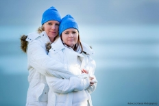 Queenstown Winter Wedding Amanda & Lisa Carolan: 8585 - WeddingWise Lookbook - wedding photo inspiration