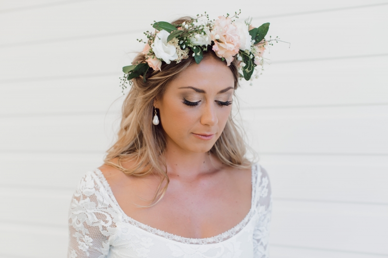 Pukehina Beach Makeup for Penny: 15193 - WeddingWise Lookbook - wedding photo inspiration