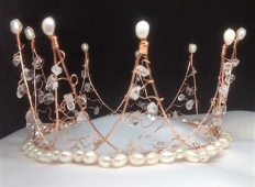 Bridal Headpieces - Crowns: 15554 - WeddingWise Lookbook - wedding photo inspiration