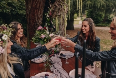 But First, Rosé! Bride Tribe Styled Shoot in Tauranga: 16586 - WeddingWise Lookbook - wedding photo inspiration