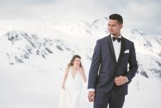 Winter elopement collection: 16977 - WeddingWise Lookbook - wedding photo inspiration