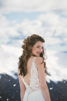 Winter elopement collection: 16980 - WeddingWise Lookbook - wedding photo inspiration