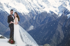 Winter elopement collection: 16979 - WeddingWise Lookbook - wedding photo inspiration