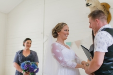 Fun Friends at Pukehina Beach Wedding : 15513 - WeddingWise Lookbook - wedding photo inspiration
