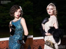 The Roaring 20's: 4303 - WeddingWise Lookbook - wedding photo inspiration