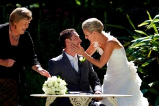 Julie Lassen - the smiling Celebrant: 6637 - WeddingWise Lookbook - wedding photo inspiration