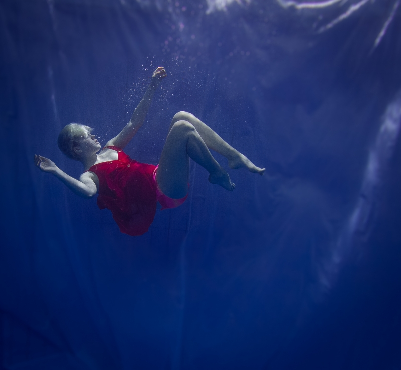 Underwater Fashion: 5735 - WeddingWise Lookbook - wedding photo inspiration