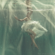 Underwater Fashion: 5741 - WeddingWise Lookbook - wedding photo inspiration