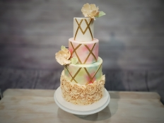 Cakes Of Eden 2018 Wedding Cakes: 16892 - WeddingWise Lookbook - wedding photo inspiration