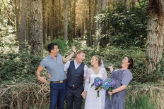 Fun Friends at Pukehina Beach Wedding : 15537 - WeddingWise Lookbook - wedding photo inspiration