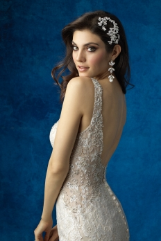 Allure Bridals 2017: 8031069 - WeddingWise Lookbook - wedding photo inspiration