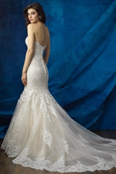 Allure Bridals 2017: 1898090 - WeddingWise Lookbook - wedding photo inspiration