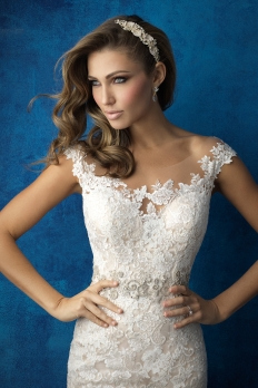 Allure Bridals 2017: 5604120 - WeddingWise Lookbook - wedding photo inspiration