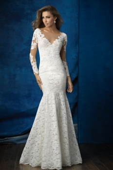Allure Bridals 2017: 9854029 - WeddingWise Lookbook - wedding photo inspiration