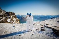 Queenstown Winter Wedding Amanda & Lisa Carolan: 10639 - WeddingWise Lookbook - wedding photo inspiration