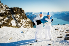 Queenstown Winter Wedding Amanda & Lisa Carolan: 10642 - WeddingWise Lookbook - wedding photo inspiration