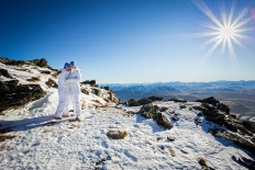 Queenstown Winter Wedding Amanda & Lisa Carolan: 10641 - WeddingWise Lookbook - wedding photo inspiration