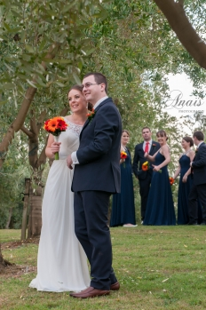 Simplicity in the Vineyard - Love among the trees: 8561 - WeddingWise Lookbook - wedding photo inspiration