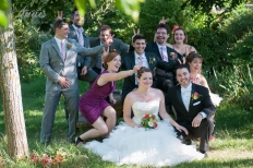 A KIWI FRENCH WEDDING - HAPPILY WED: 8401 - WeddingWise Lookbook - wedding photo inspiration