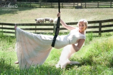 Bride in the Farm: 8056 - WeddingWise Lookbook - wedding photo inspiration