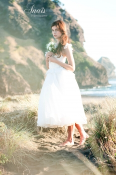 Sunset bride: 6130 - WeddingWise Lookbook - wedding photo inspiration