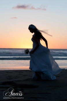 Sunset bride: 6133 - WeddingWise Lookbook - wedding photo inspiration