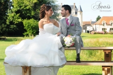 Exotic French Wedding Touch: 8166 - WeddingWise Lookbook - wedding photo inspiration
