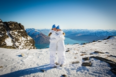 Queenstown Winter Wedding Amanda & Lisa Carolan: 10626 - WeddingWise Lookbook - wedding photo inspiration