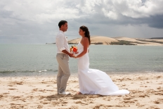 Beach Weddings: 8981 - WeddingWise Lookbook - wedding photo inspiration