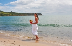 Beach Weddings: 8991 - WeddingWise Lookbook - wedding photo inspiration