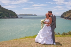Beach Weddings: 8990 - WeddingWise Lookbook - wedding photo inspiration