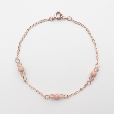 Rose Gold Bracelets: 10875 - WeddingWise Lookbook - wedding photo inspiration