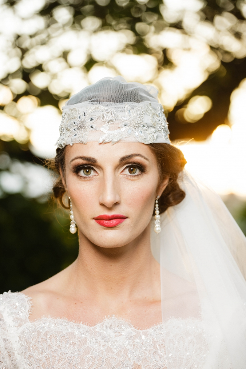 Vintage Makeup by LILLYBETH: 4918 - WeddingWise Lookbook - wedding photo inspiration