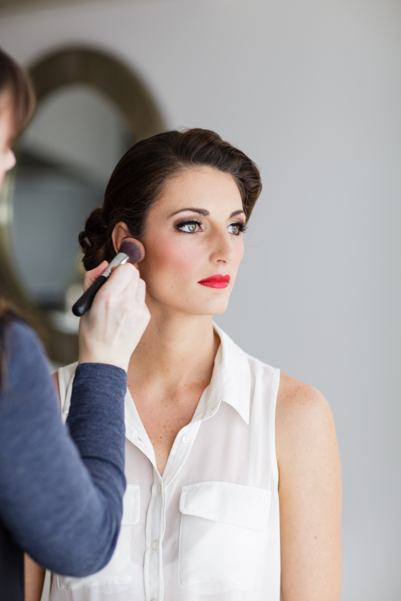 Vintage Makeup by LILLYBETH: 4921 - WeddingWise Lookbook - wedding photo inspiration