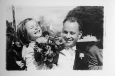 Back in the Day - handprinted Black & White photos  : 15836 - WeddingWise Lookbook - wedding photo inspiration