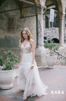 Bohemian Wedding Gowns: 16435 - WeddingWise Lookbook - wedding photo inspiration