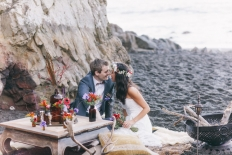 Beach Boho Wedding: 4211 - WeddingWise Lookbook - wedding photo inspiration